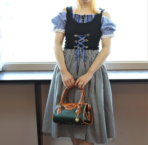 FRENCH VINTAGE TYROL TOPS/フランス古着チロルトップス