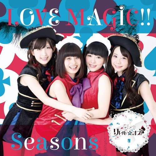LOVE♡MAGIC! / Seasons
