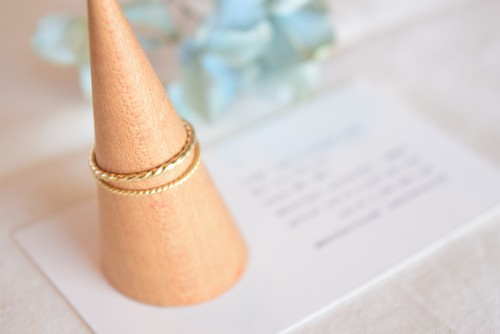 rope & thread ring