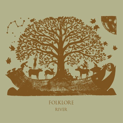 (7inch)FOLKLORE 「RIVER」