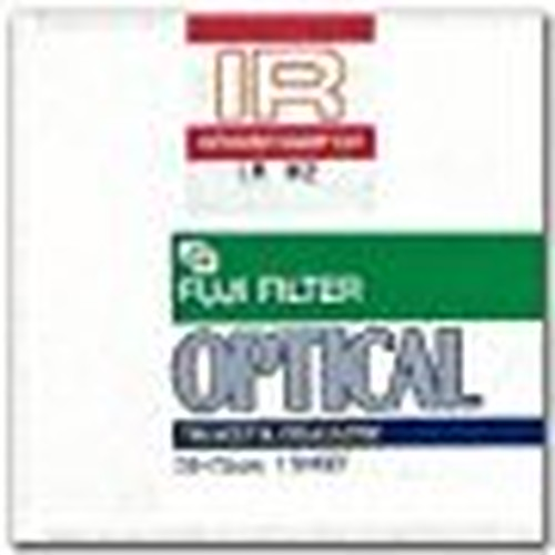 IR 78 10X 1 FUJIFILM 光吸収・赤外線透過フィルター(IRフィルター)