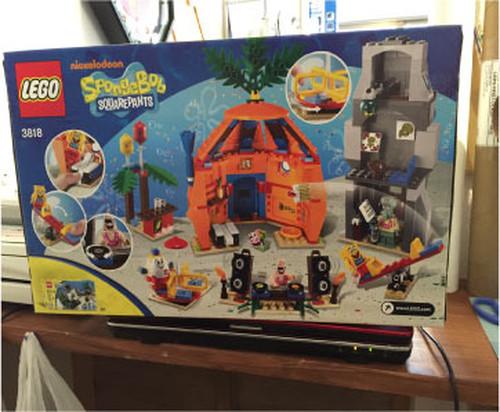 【直輸入】LEGOスポンジボブ ビキニボトム海底パーティー