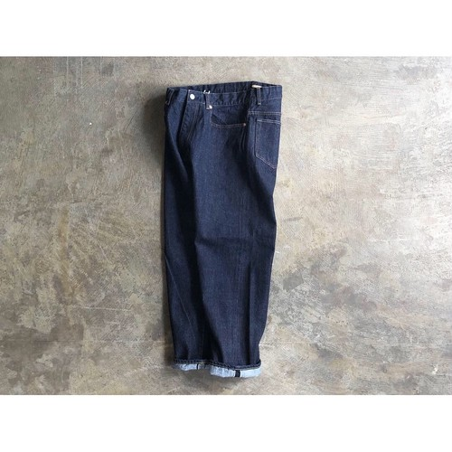 『再入荷』LAMOND(ラモンド) Serubitch Tapered Denim