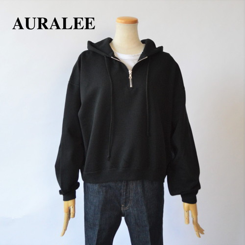 AURALEE/オーラリー ・SUPER SOFT SWEAT BIG P/O PARKA