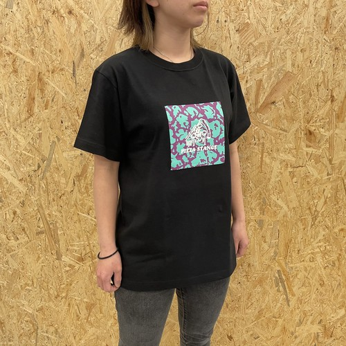 STANCE PIZZA tee / Black