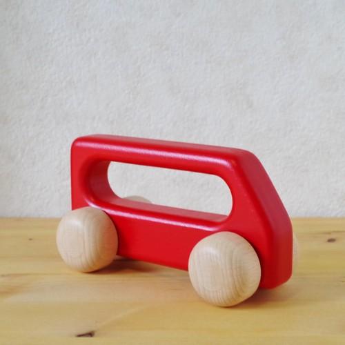 ケラー ミニバス 赤