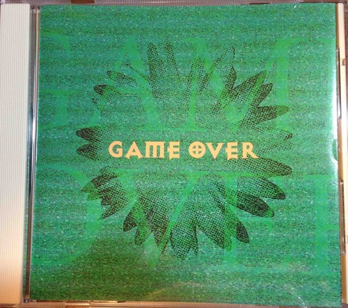 (Used CD)  GAME OVER  (国内盤)
