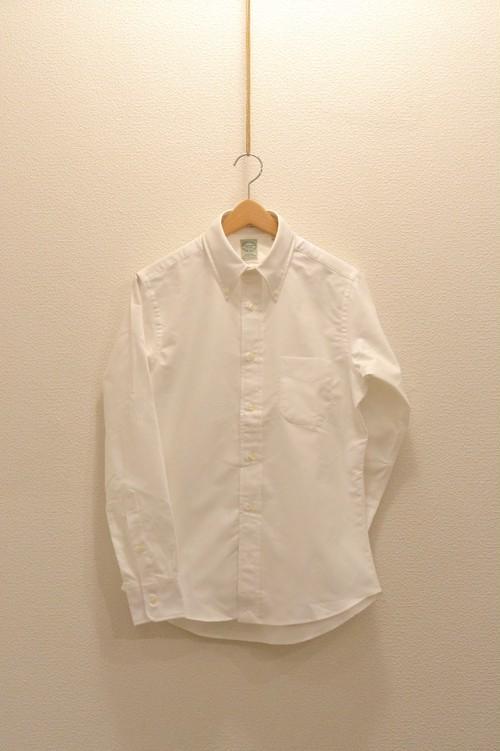 KEATON CHASE - Slim Fit Oxford B.D Shirt