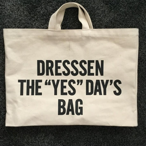 "DRESSSEN BAG(DRESSSEN THE ""YES"" DAY'S BAG) / DTB1"