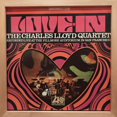 THE CHARLES LLOYD QUARTET - Love-In