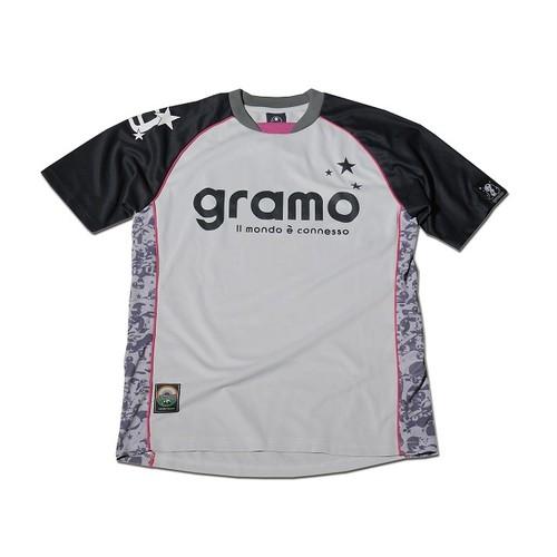 ☆数量限定!!☆プラクティスシャツ「ELEMENT」(グレー/P-008)