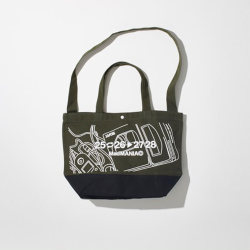 SDAT 2way Tote Bag