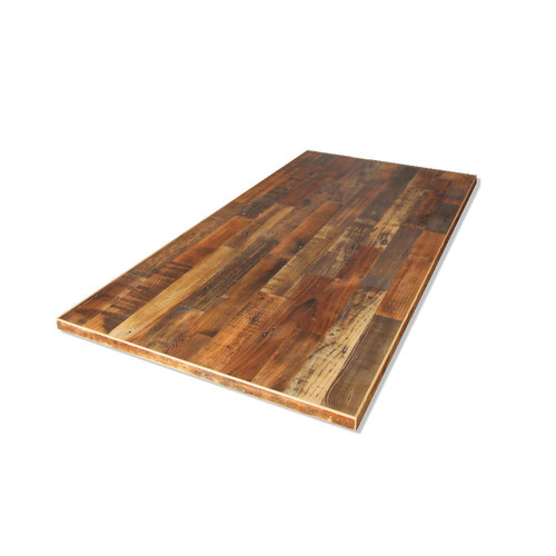 <In Stock>  Reclaimed Table Top -Simple Top- 750x1500