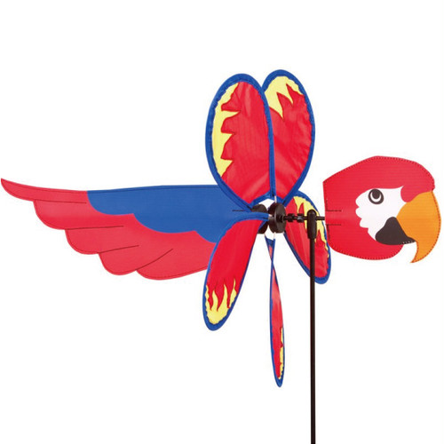 Spin Critter Parrot