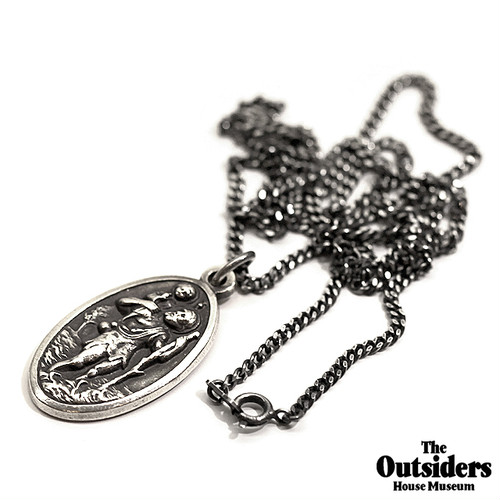 The Outsiders Dallas Winston Pendant (Silver 925)
