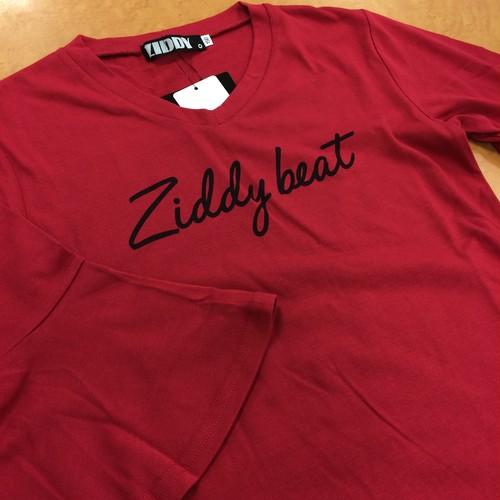 ZIDDY 1235-86027 袖口フレアTシャツ