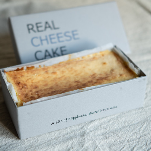 REAL CHEESECAKE  プレーンチーズケーキ1本