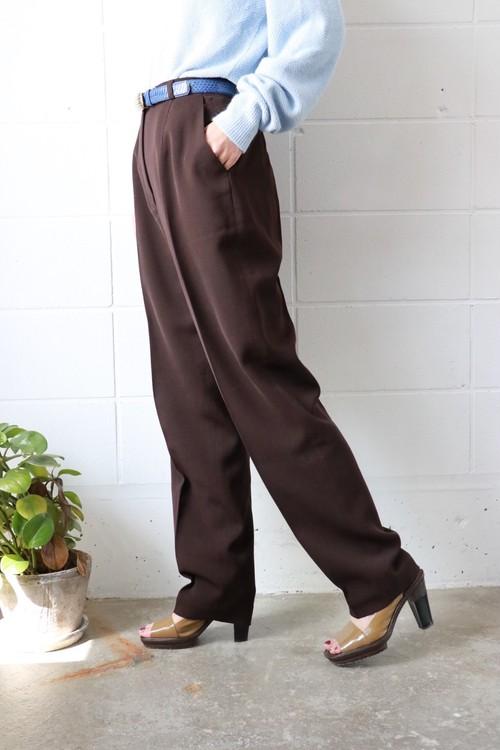 ANN TAYLOR brown pants