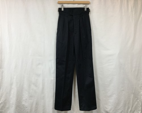 "LENO ""GURKHA TROUSERS "" DARK NAVY"