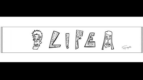 LIFE オリジナルタオル