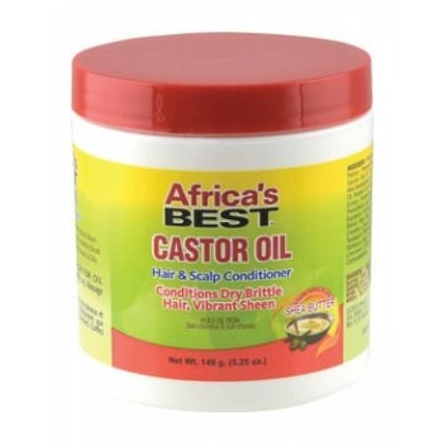 Africa's Best: Castor Oil