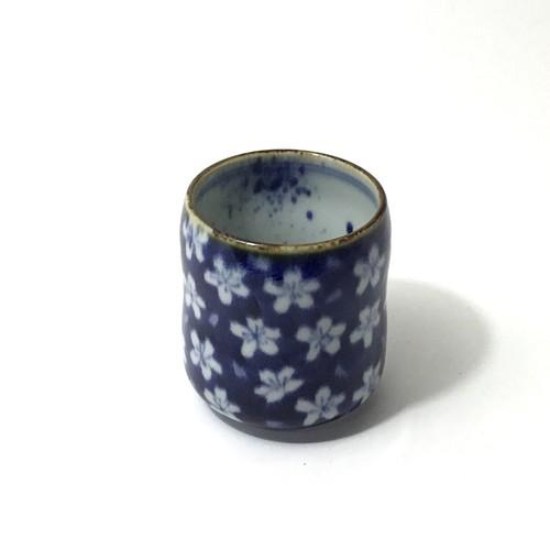 濃桜湯呑み(大)
