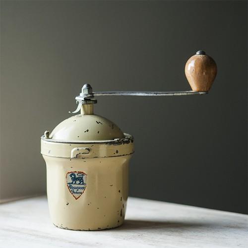 50s Peugeot GI coffee grinder (france)