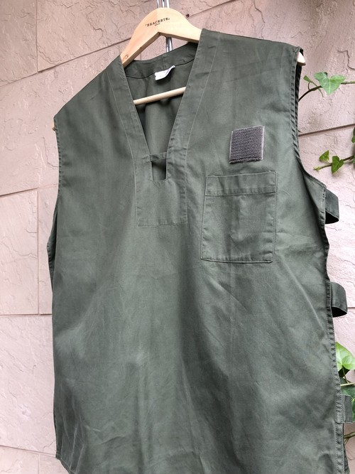French military GAO vest olive