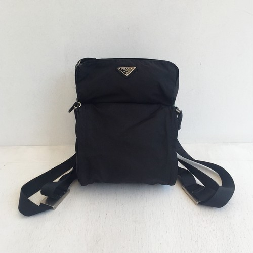 PRADA mini nylon back pack