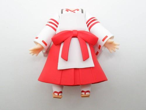 【SALE】【1271】 仙狐 体パーツ 巫女服 ねんどろいど