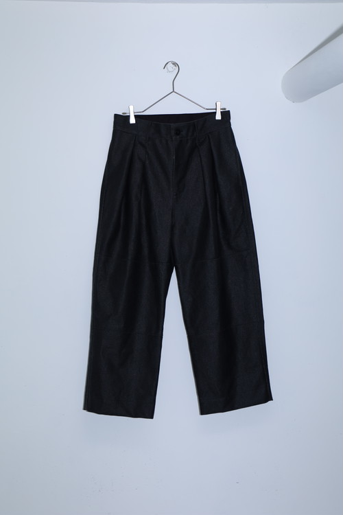 """""""OUAT"""" -003- BLACK WORK TROUSERS"""
