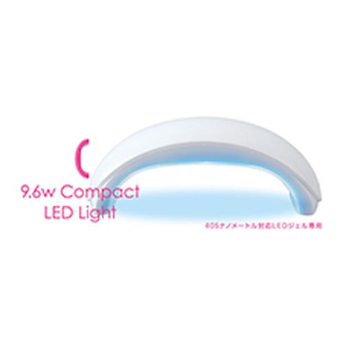 【LEDライト】プロ仕様で使い方も簡単! 9.6W コンパクトLEDライト
