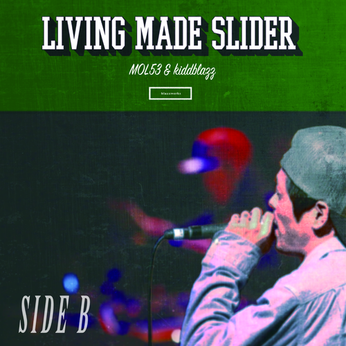 SIDE B / LIVING MADE SLIDER / EP (紙ジャケットCD)