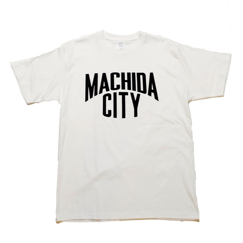 MACHIDA CITY TEE (WHITE)