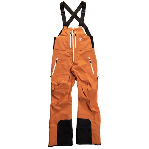 <予約商品>来期モデル2022unfudge snow wear // SMOKE BIB PANTS // CAMEL