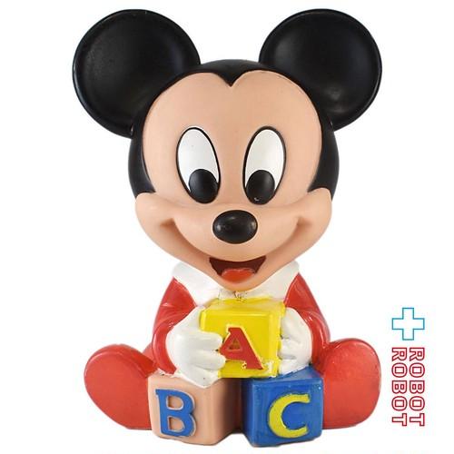 ミッキーマウス 赤ちゃんベビー ABC ラバードール