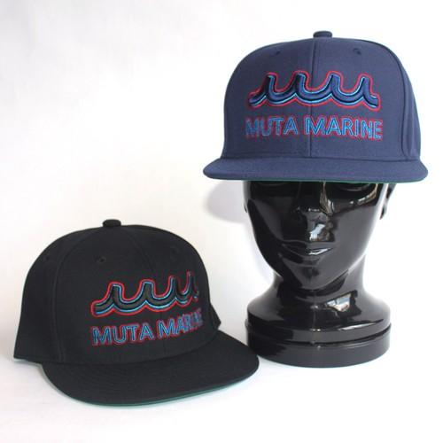 muta MARINE/ムータマリン/ベースボールキャップ/帽子/