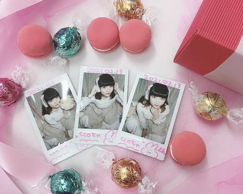 めるピンチェキ【バレンタインイベント】