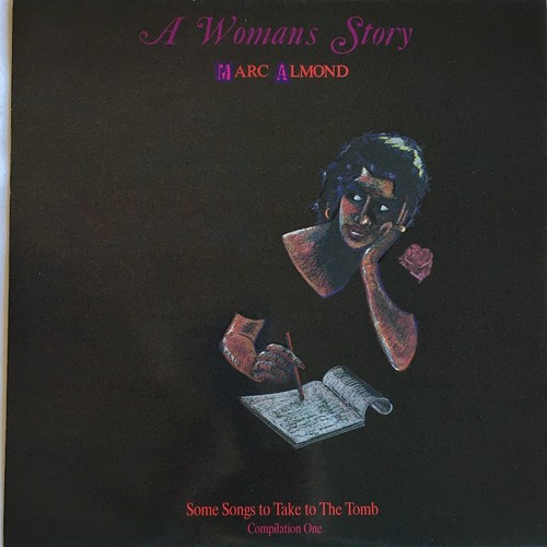 【12inch・英盤】Marc Almond  / A Woman's Story (Some Songs To Take To The Tomb - Compilation One)