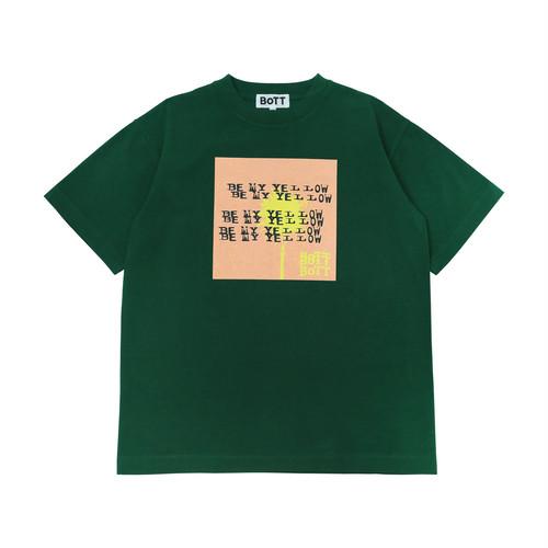 Yellow Tee(green)