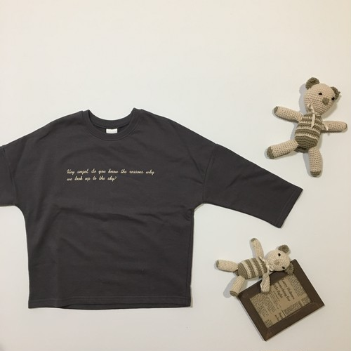『翌朝発送』logo T-shirt