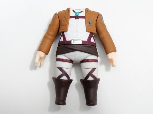 【775】 エルヴィン・スミス 体パーツ 戦闘服 ねんどろいど