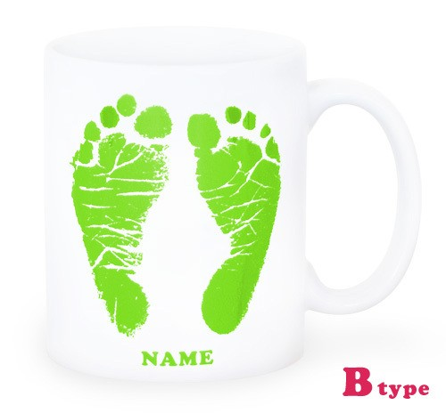 ai mug-white   B-type (LIGHT GREEN)