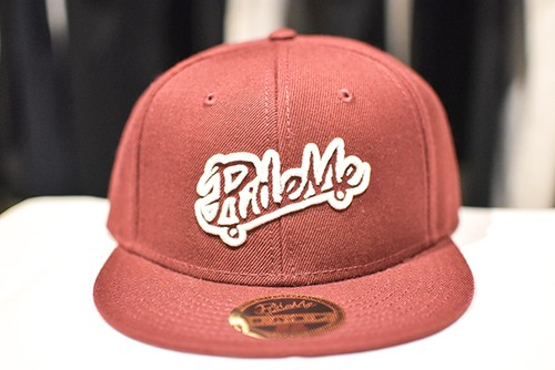 RideMe(ライドミー) | Snap Back Cap Burgundy