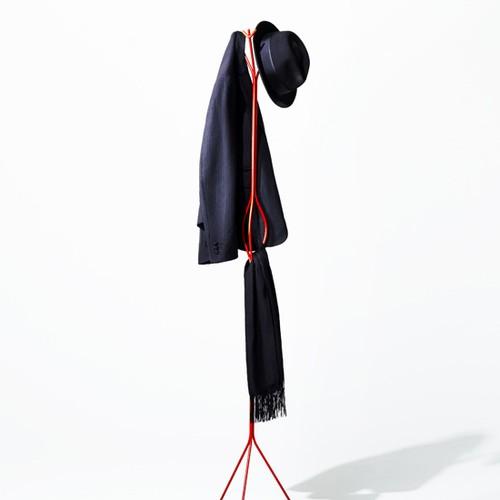 nobolu hanger stand(レッド)