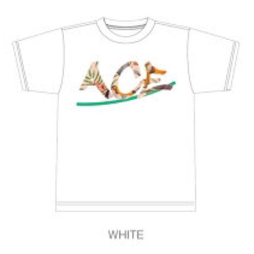 ACE OFFICIAL Tシャツ WHITE