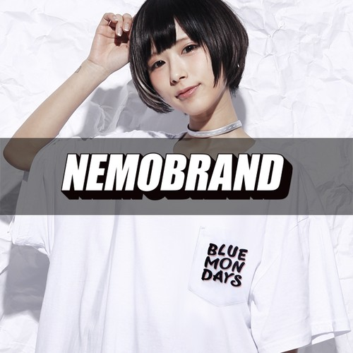 NEMOBRAND - T-SHIRTS(BLUEMONDAY)