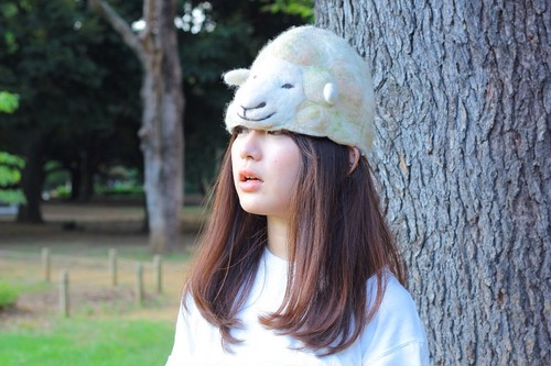 羊トルコ帽