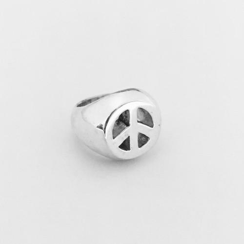 peace (silver)