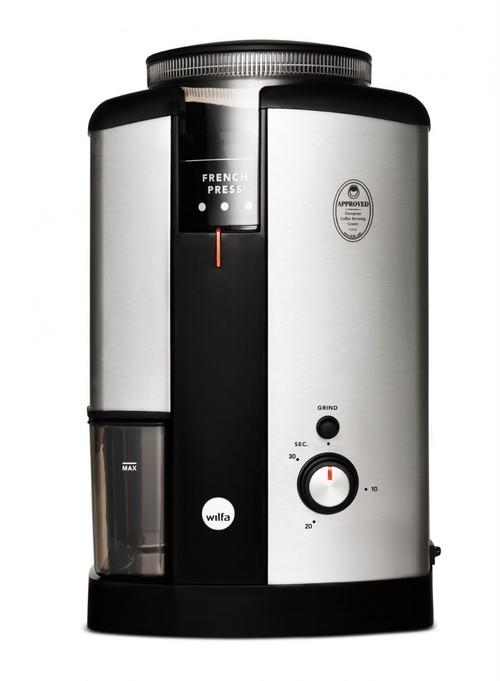 【問合せ殺到中】Wilfa SVART Nymalt コーヒーグラインダー WSCG-2